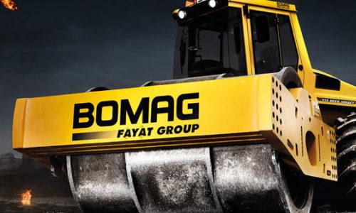 Construcción-bomag