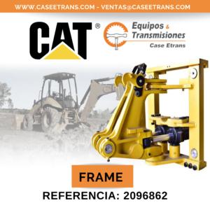 2096862 Frame caterpillar - CAT