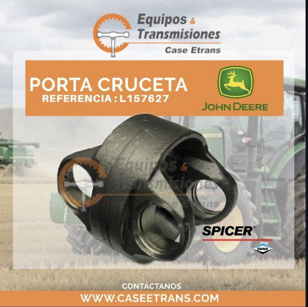 L157627 Porta Cruceta John Deere - Dana Spicer