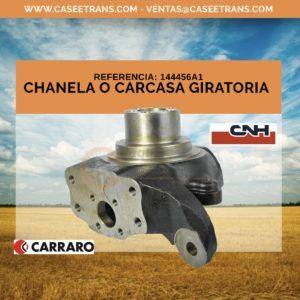 144456A1 Chanela o carcasa giratoria CNH
