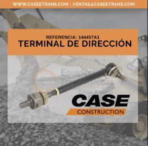 144457A1 Terminal de dirección - Case Construcción