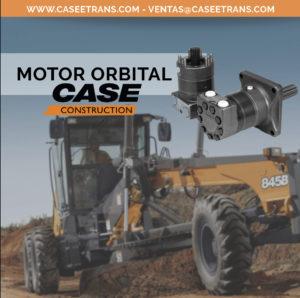 Motor Orbital Case Construction