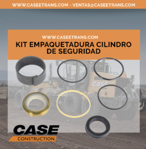 kit de Empaquetadura cilindro de seguridad - Case Construction